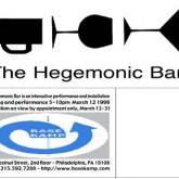 Hegemonic Bar
